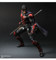 Batman Arkham Origins Play Arts Kai: No.3 Robin - Action Figure
